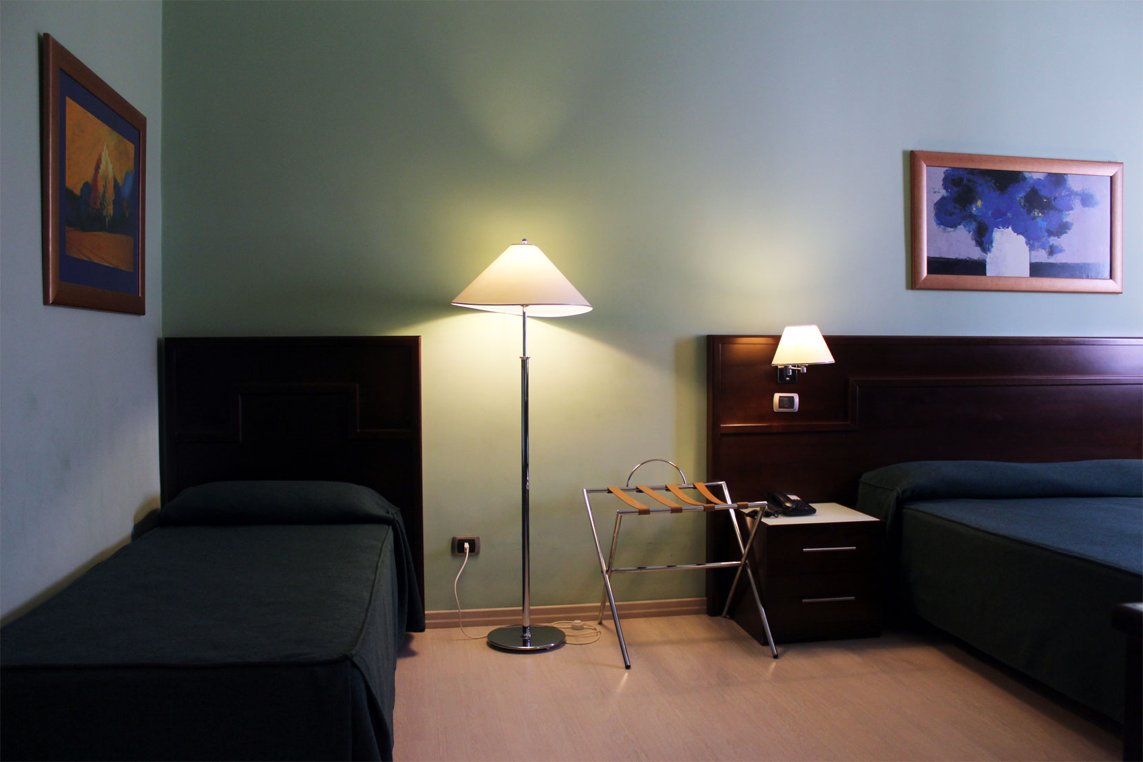 Classic triple hotel panorama for Hotel panorama siracusa