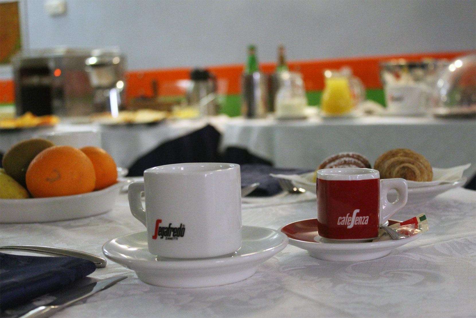 Colazione in hotel hotel panorama for Clienti sinonimo